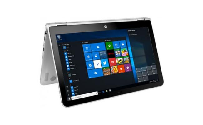 HP Pavilion x360 14-br106ne Core i7 2 in One Touch Screen