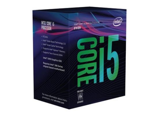 Intel Core i5-8600 Coffee Lake 6-Core 4.3 GHz 9MB
