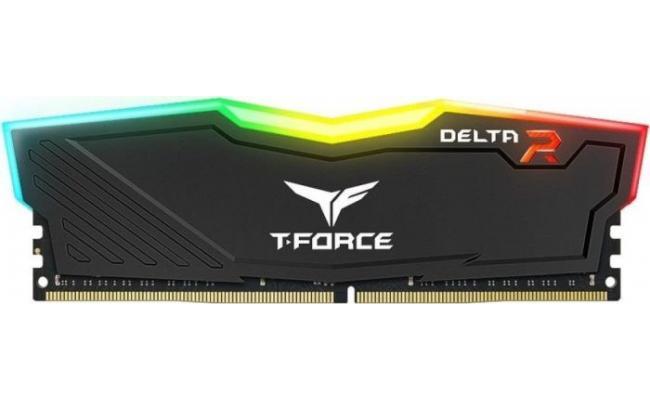Team T-Force Delta RGB 8GB ( 1x8GB )DDR4 2666Mhz