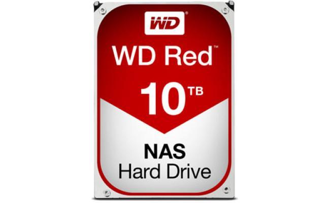 "WD 10TB Red 5400 rpm SATA III 3.5"" Internal NAS HDD"