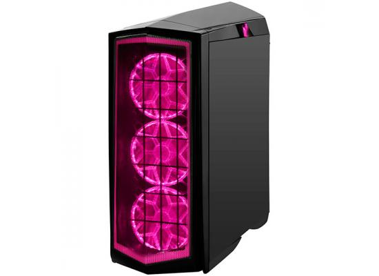 SilverStone SST-PM01C-RGB RGB LED Gaming Case