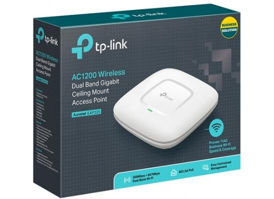 TP-Link EAP225  AC1350 MU-MIMO Ceiling Mount