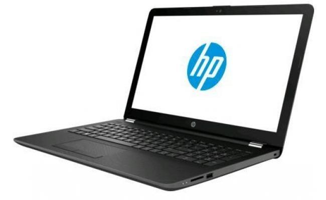 HP 15-bs199nia NEW 8Gen Core i5 Quad Core - Black