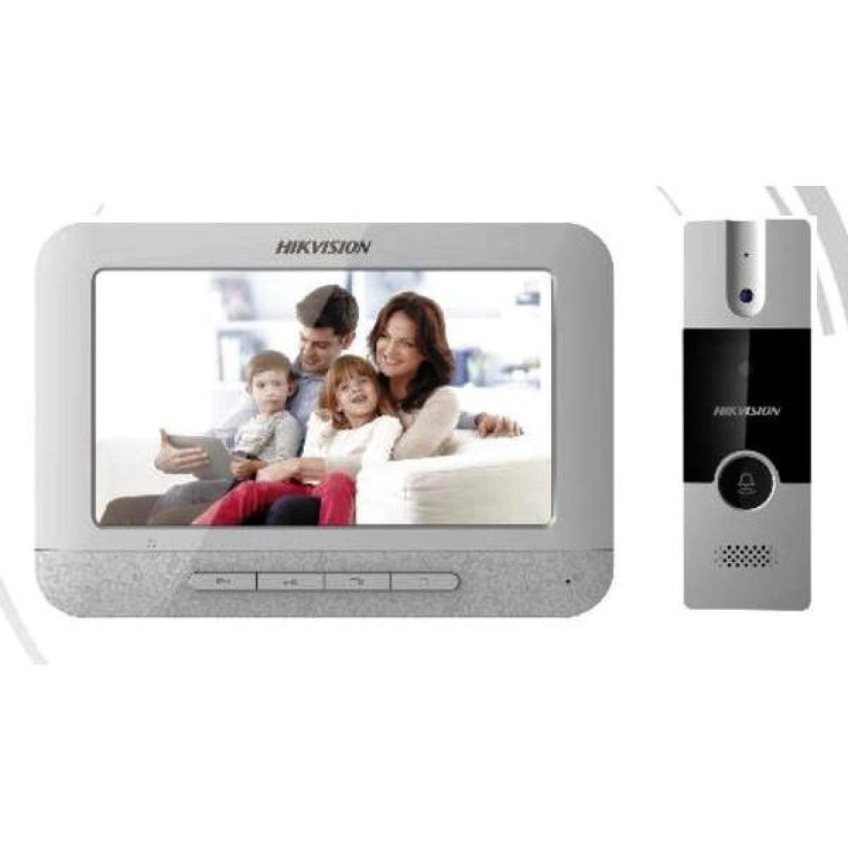 Hikvision Ds Kis201 Analog Video Intercom System Ds