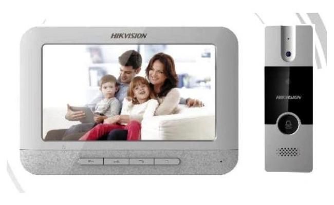 Hikvision DS-KIS201 Analog Video Intercom System