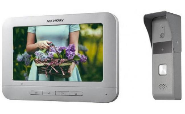 Hikvision DS-KIS203 Metal Video Intercom System