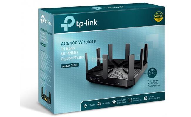 TP-Link ARCHER C5400 AC5400 Tri-Band Router