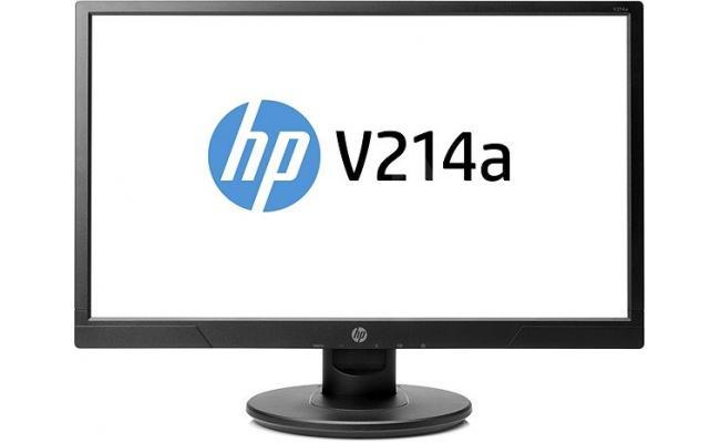 "HP V214a LED 20.7"" Full HD Monitor , HDMI + VGA"