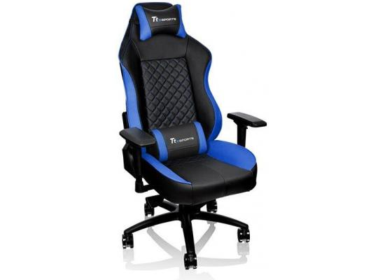 Tt eSPORTS GTC 500 Gaming Chair Black & Blue