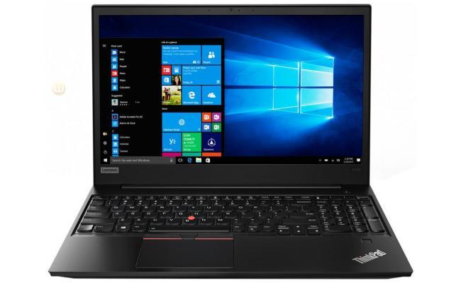 Lenovo ThinkPad Edge E585 AMD Ryzen 7 w/ VEGA 10 - Black
