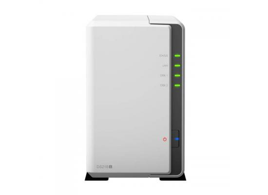 Synology DiskStation DS218J 2-Bay Desktop NAS