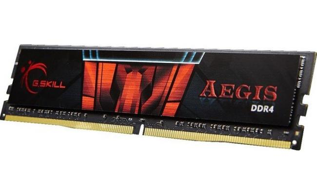 G.SKILL Aegis 16GB DDR4 2400 (PC4 19200) For PC