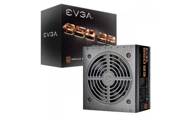 EVGA 850 B3 850W 80 PLUS Bronze  w/ Fully Modular