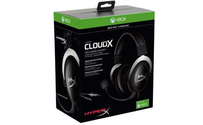 HyperX Cloud X Pro Gaming Headset for Xbox One/PC