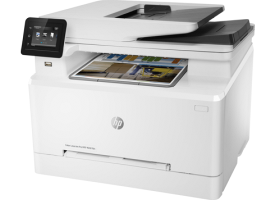 HP Color LaserJet Pro MFP M281fdn All in One