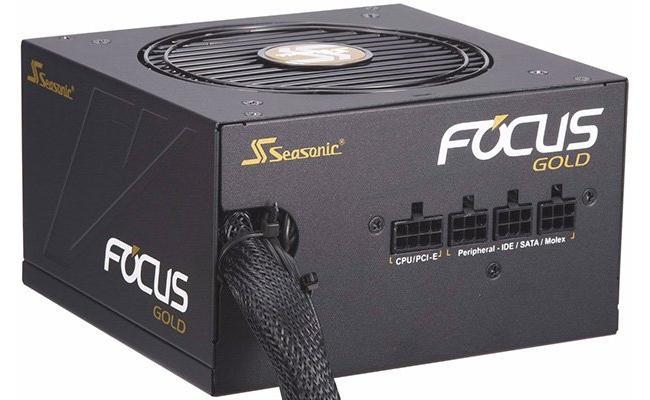 Seasonic SSR-750FM FOCUS 750W 80 PLUS Gold