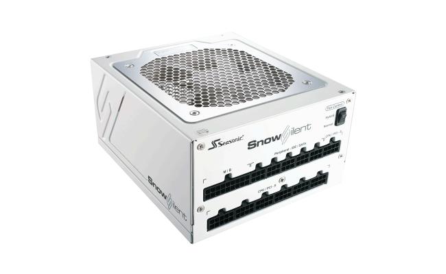 Seasonic SNOW SILENT-750 750W 80 PLUS Platinum