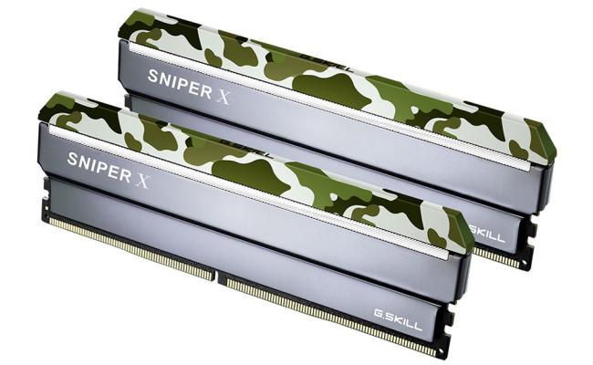 G.Skill Sniper X Series 16GB (2x 8GB) DDR4 3000MHz