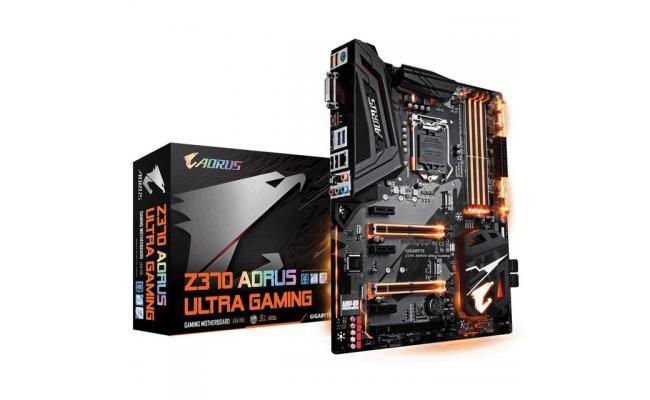 GIGABYTE Z370 AORUS ULTRA GAMING Intel Z370 M.B