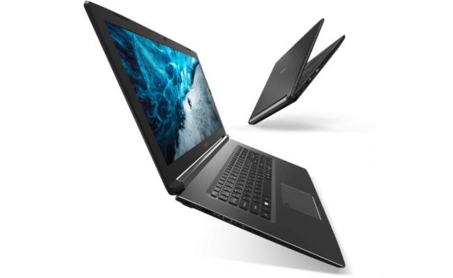 Acer Aspire 7 A715 Core i7 Quad Core Full HD w/ GTX 1050TI