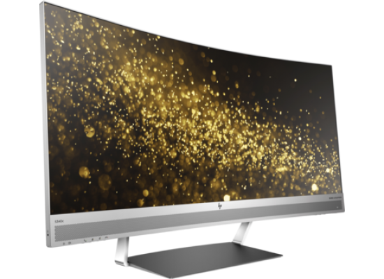 "HP ENVY 4K 34""  Curved LCD Monitor , WebCam , 100Hz"