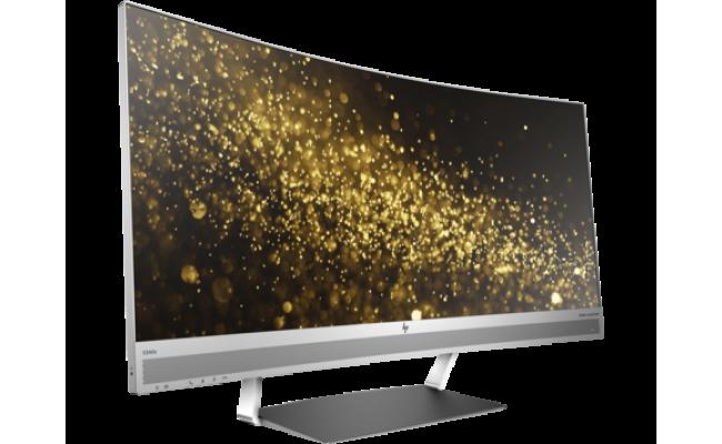 "HP ENVY 4K 34""  Curved LCD Monitor , WebCam , 100Hz"