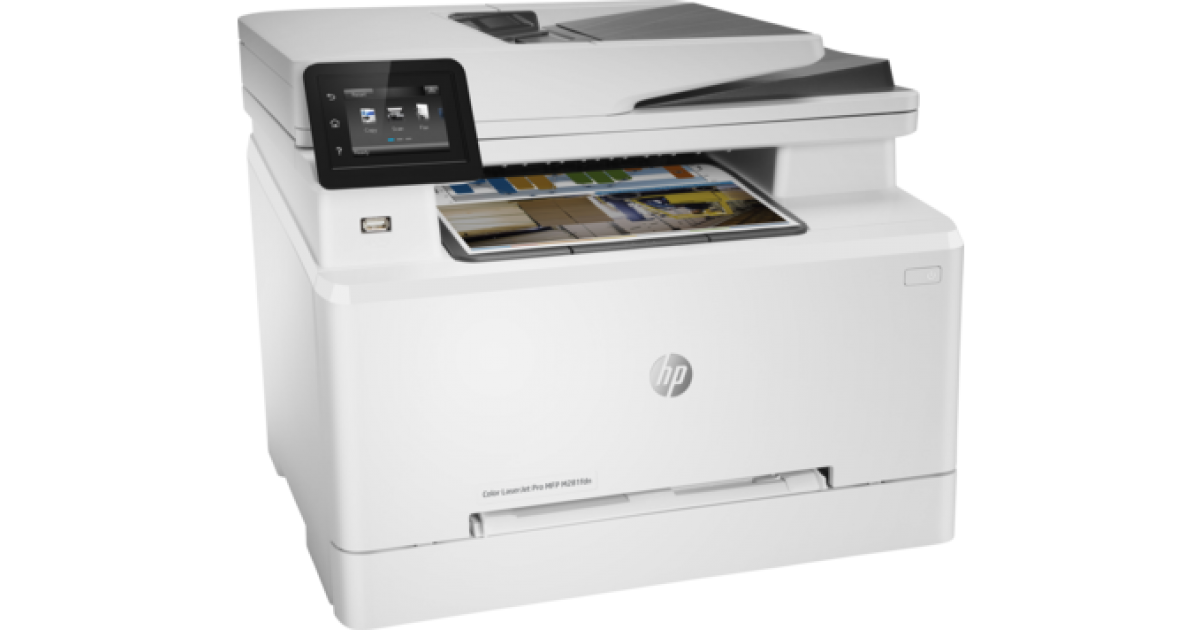HP Color LaserJet Pro MFP M281fdw Wireless All in One | T6B82A | City  Center For Computers | Amman Jordan