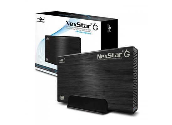 """Vantec NexStar 6G NST-366S3-BK 3.5"""" SATA3 to USB 3.0"""