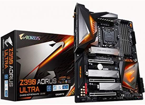 GIGABYTE Z390 AORUS ULTRA Intel Z390 Motherboard