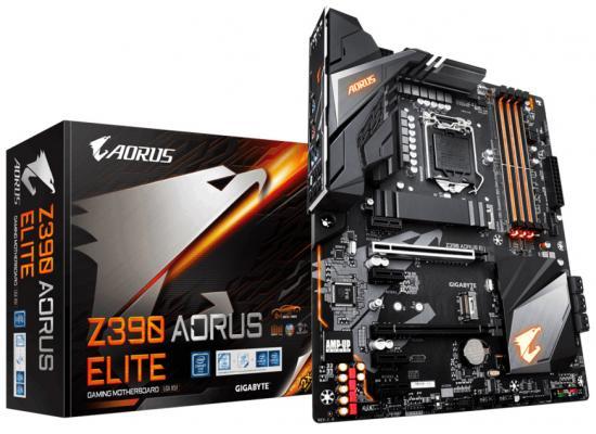 GIGABYTE Z390 AORUS ELITE Intel Z390 Motherboard