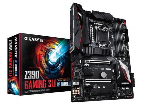 GIGABYTE Z390 GAMING SLI Intel Z390 ATX Motherboard