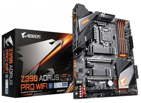 GIGABYTE Z390 AORUS PRO WIFI Intel Z390 Motherboard