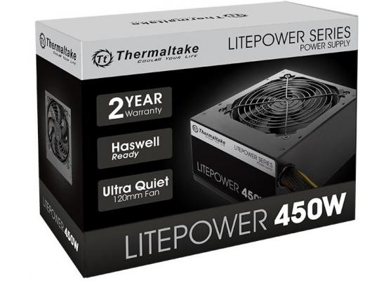 Thermaltake Litepower Gen2 450W 450 W ATX Black