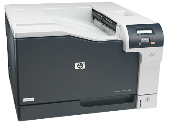 HP A3 Color LaserJet Professional CP5225dn Printer