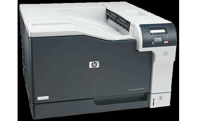 HP A3 Color LaserJet Professional CP5225dn Printer