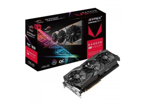 Asus ROG Strix AMD Radeon RX VEGA 56 8GB GDDR5