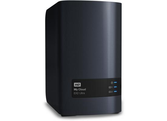 WD My Cloud EX2 2-Bay Personal Cloud Storage Server