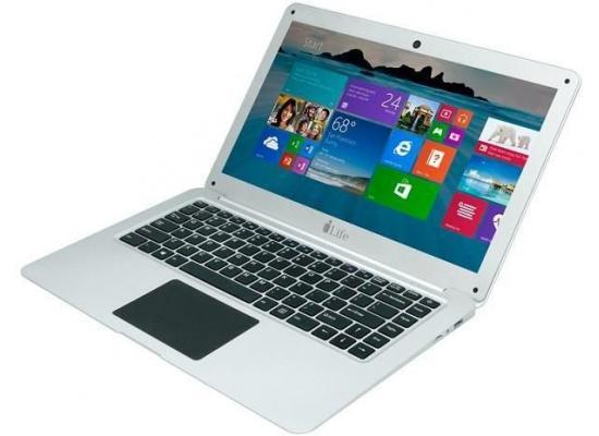 iLife ZedAir Mini 11 Slim & Stylish Notebook , Silver