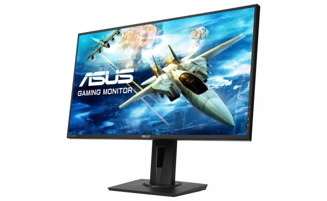 "Asus VG278Q 27""  144Hz 1ms FreeSync , w/ Speakers + FREE Call of Duty Code"