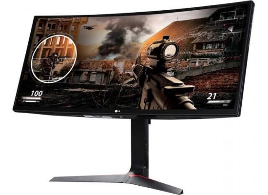 "LG 34UC79G 34"" 21:9 Curved UltraWide IPS Gaming  144Hz"