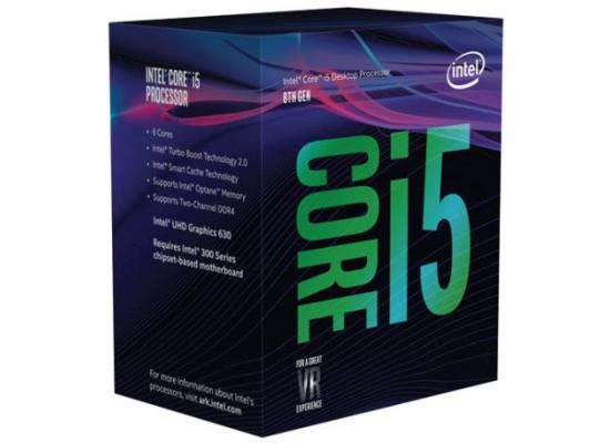 Intel Core i5-8500 Coffee Lake 6-Core 4.1 GHz 9MB