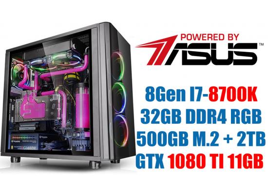 ASUS Power 80GTX I Water Cooling