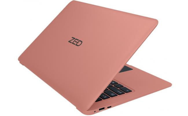 iLife ZedAir Mini 11 Slim & Stylish Notebook , Pink