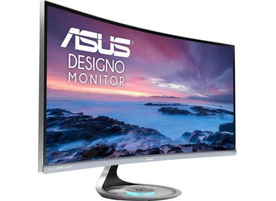 "ASUS MX34VQ 34"" Designo Curved Ultra Wide Quad HD"
