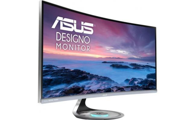 """ASUS MX34VQ 34"""" Designo Curved Ultra Wide Quad HD"""