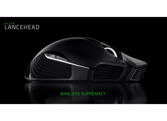 Razer Lancehead Wireless Edition Ambidextrous Mouse