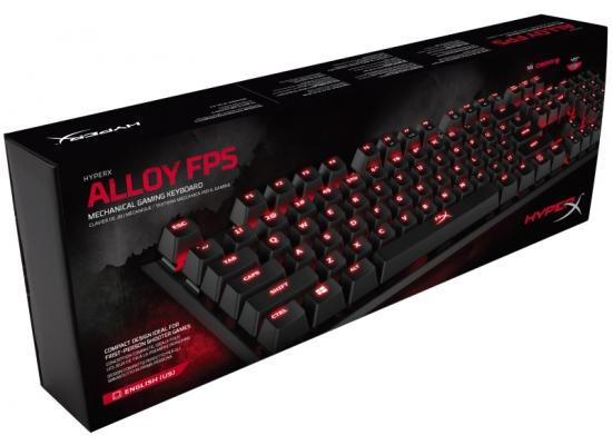 HyperX Alloy FPS Cherry MX Red Mechanical Gaming