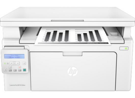 HP LaserJet Pro M130a Mutlifunction 3 in One Black Printer