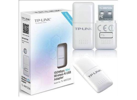 TP-Link TL-WN723N 150Mbps Mini Wireless USB