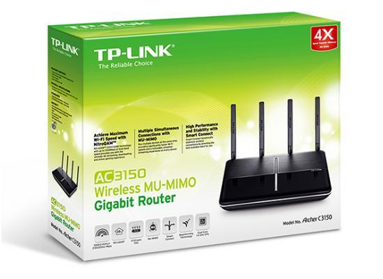 TP-LINK Archer AC3150 Wireless Router (Archer C3150)
